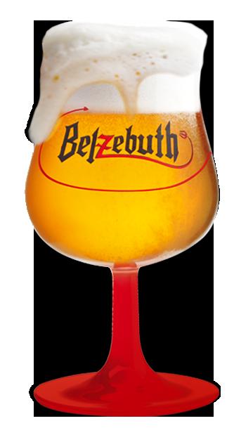 verre a biere belzebuth
